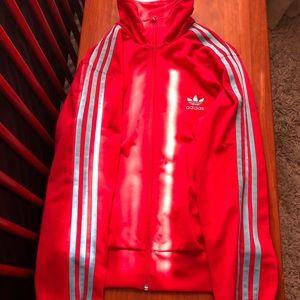 Women's Adidas track jacket